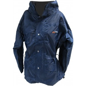 Freedom Rain Jacket Adult Uni-Sex S-XXL Navy