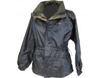Freedom Rain Jacket Adult Uni-Sex S-XXL Black