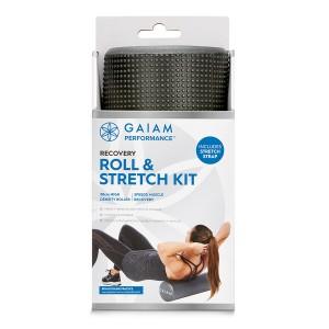 Gaiam Performance Roll & Stretch Kit - 30cm