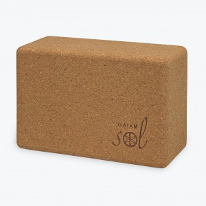 Sol Natural Cork Block