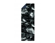 Yoga Mat Black Marble 6mm