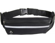Runners Waist Pack -Black