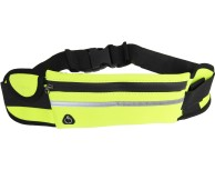 Runners Waist Pack -Lime